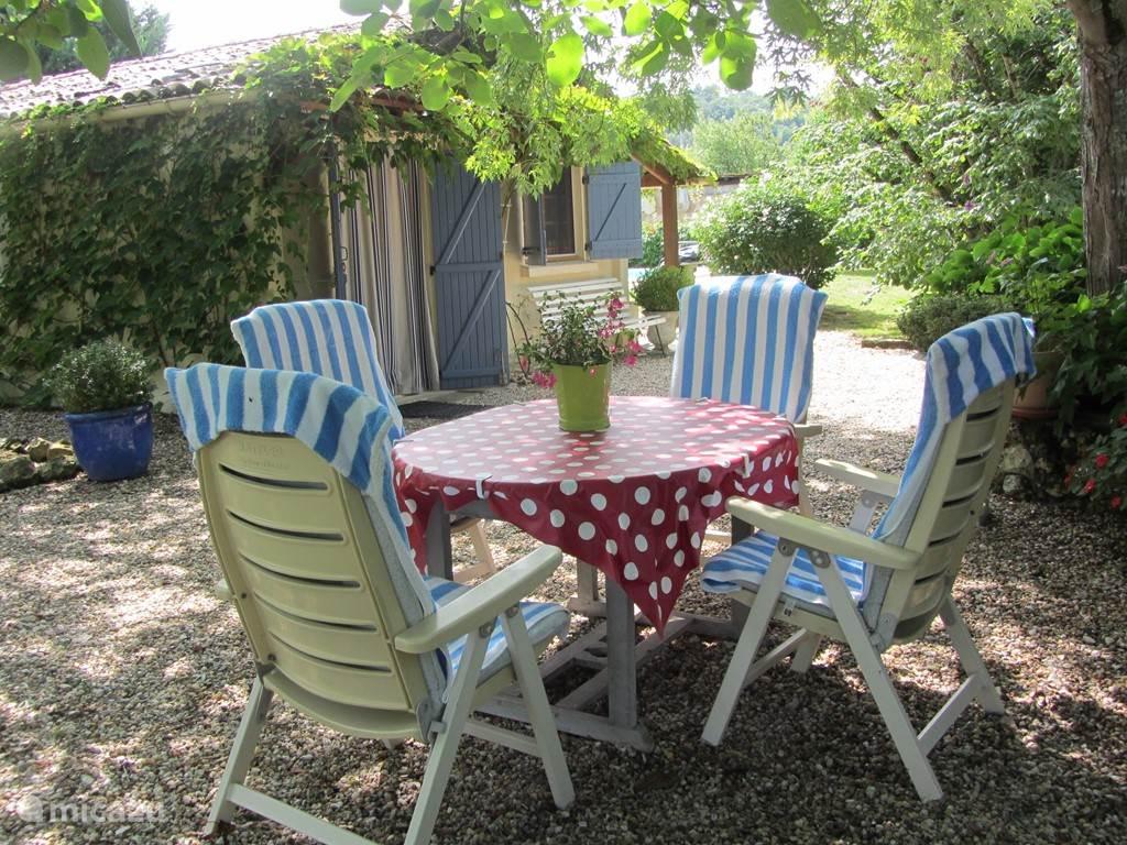 Vakantiehuis Frankrijk – gîte / cottage Les Deux Magnolias