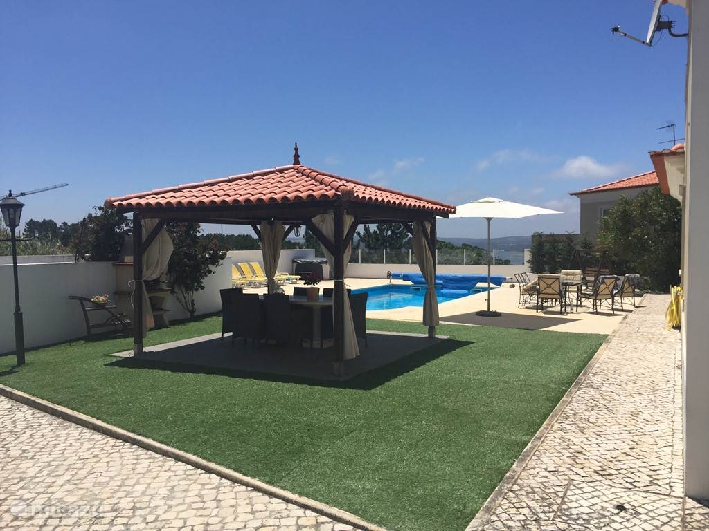 Vakantiehuis Portugal, Costa de Prata, Foz do Arelho Villa Casa Costa Prata
