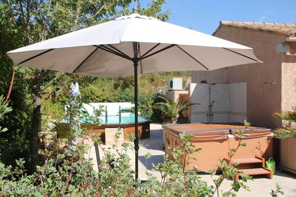 Vakantiehuis Frankrijk, Provence, Regusse Villa Villa Belvedere