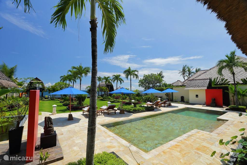Vacation rental Indonesia – villa Villa HI-KU-ME Dencarik North Bali