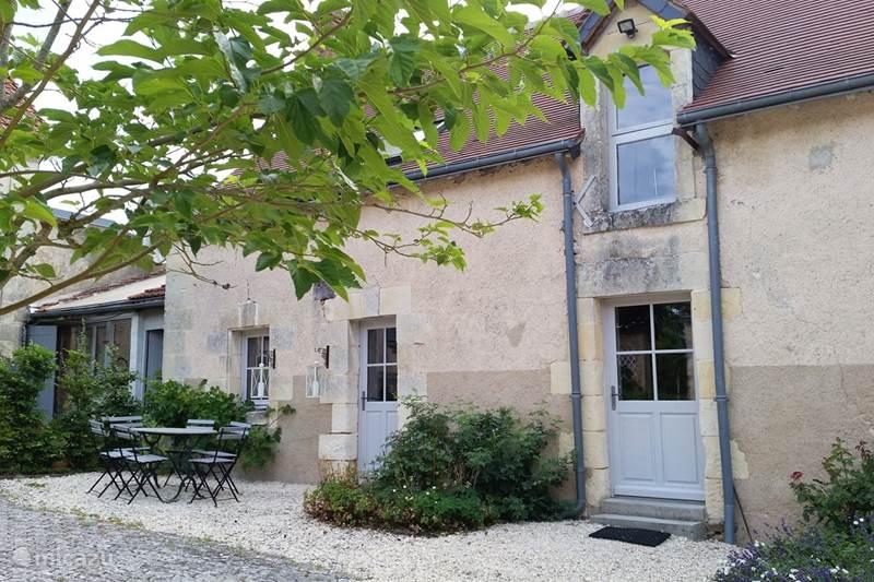 Vakantiehuis Frankrijk, Indre-et-Loire, Le Petit-Pressigny Vakantiehuis La Barillère
