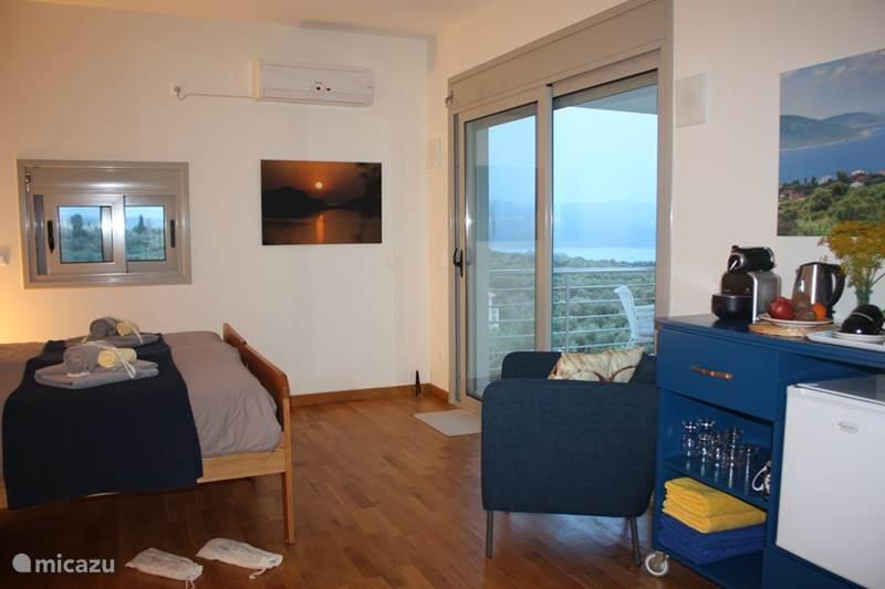 Vakantiehuis Griekenland, Peloponnesos, Kamaria-Finikounda Bed & Breakfast Villa Avoras