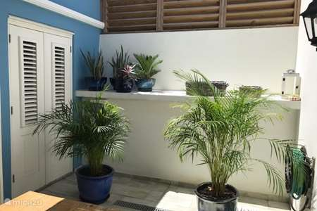 Vacation rental Curaçao, Curacao-Middle, Willemstad townhouse Kas di Laman