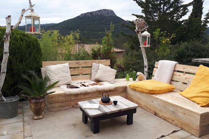 Vacation rental France, Gard, Anduze Bungalow Anduze