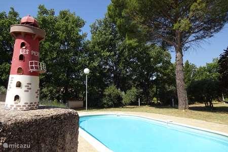 Vakantiehuis Frankrijk, Var, Aups villa Villa les Roses