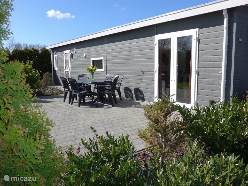 Vakantiehuis Nederland, Noord-Holland, Velsen Chalet Droompark Buitenhuizen, Velsen 8.4