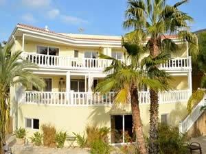 Vakantiehuis Spanje, Costa Blanca, Alfáz del Pi vakantiehuis Casa Amarilla