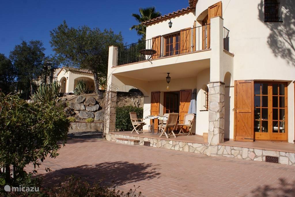 Vakantiehuis Spanje, Costa Brava, Calonge - villa Casa Pura Vida