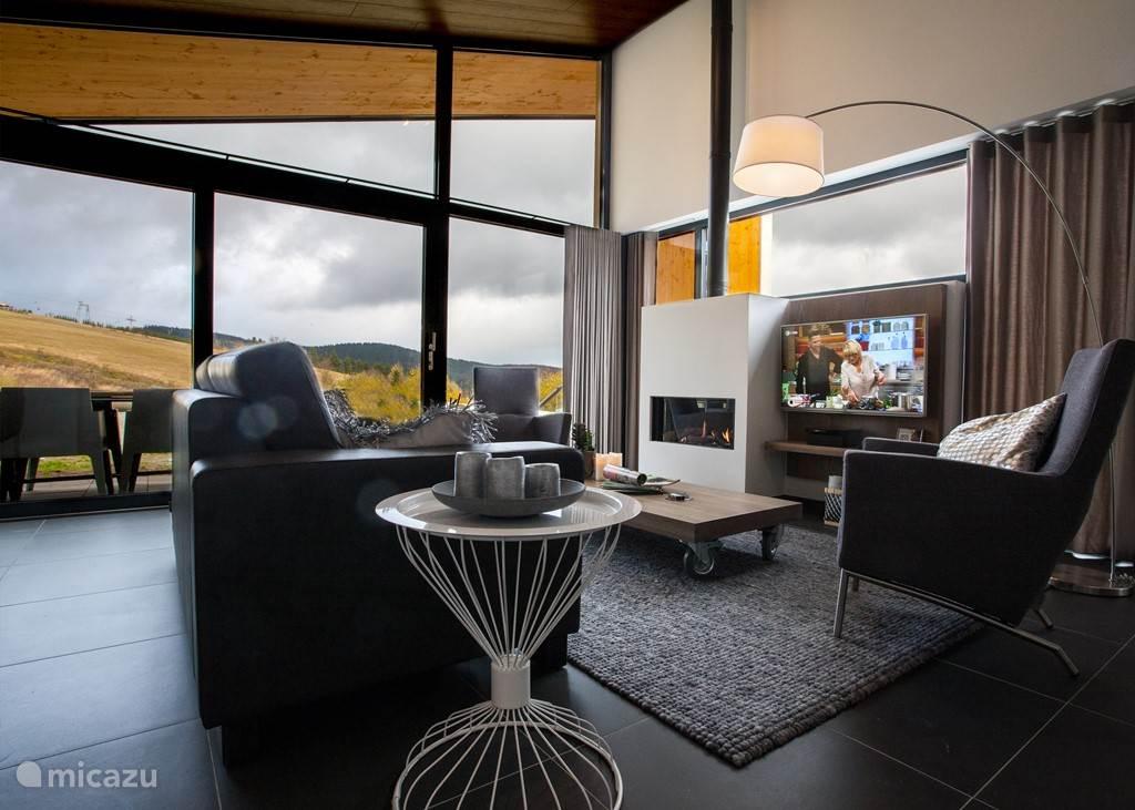 Luxe Eetkamer Set.Rent Luxe Villa Winterberg Villa8 In Neuastenberg Winterberg