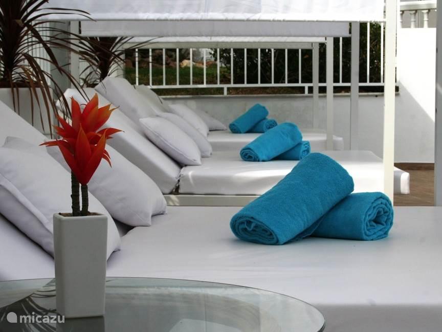 luxe zon terrassen