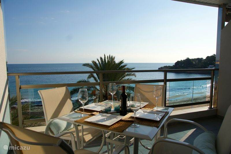 Duiken / snorkelen, Spanje, Costa Blanca, Calpe, appartement Beach appartement nineteen