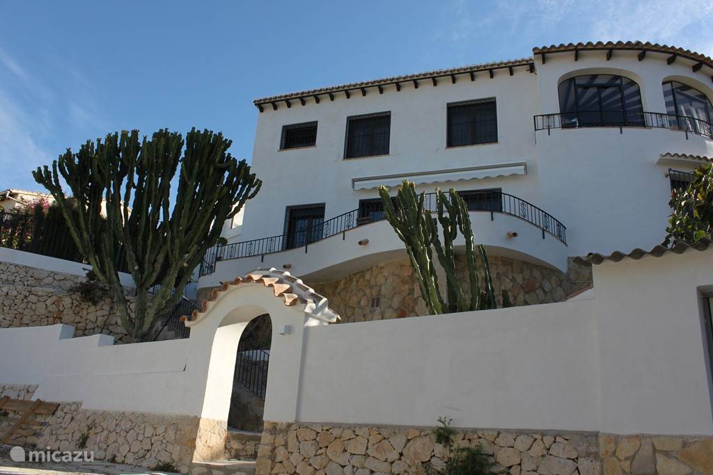 Vakantiehuis Spanje, Costa Blanca, Moraira - villa Buena Vida