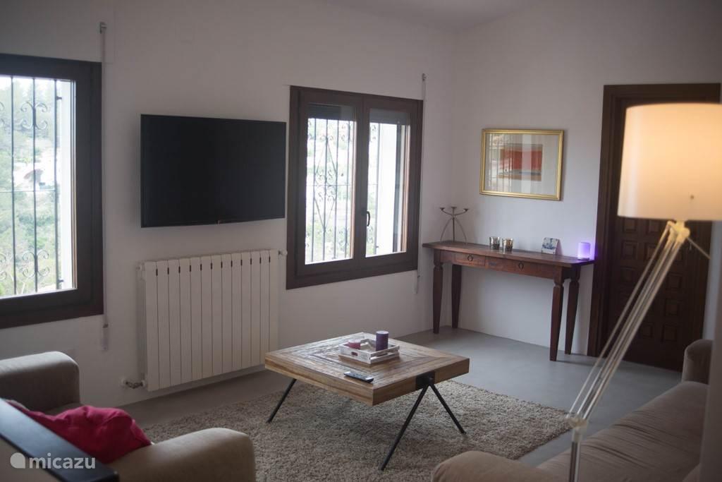 Salon annex TV-kamer