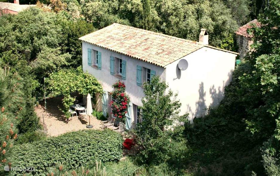 Vacation rental France, French Riviera, Grimaud holiday house Grimaud