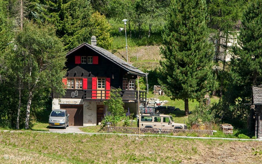 Vakantiehuis Zwitserland – chalet Chalet Bouton D'or