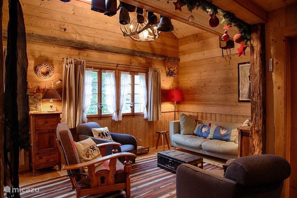 Vakantiehuis Zwitserland, Wallis, Zinal Chalet Chalet Bouton D'or