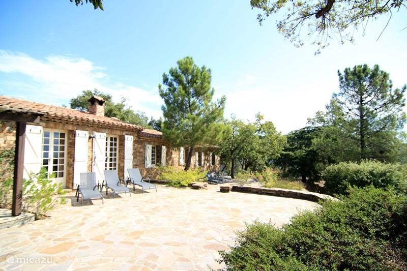 Vakantiehuis Frankrijk, Côte d´Azur, Le Plan-de-la-Tour Villa Villa Bon Vivre zwembad en zeezicht