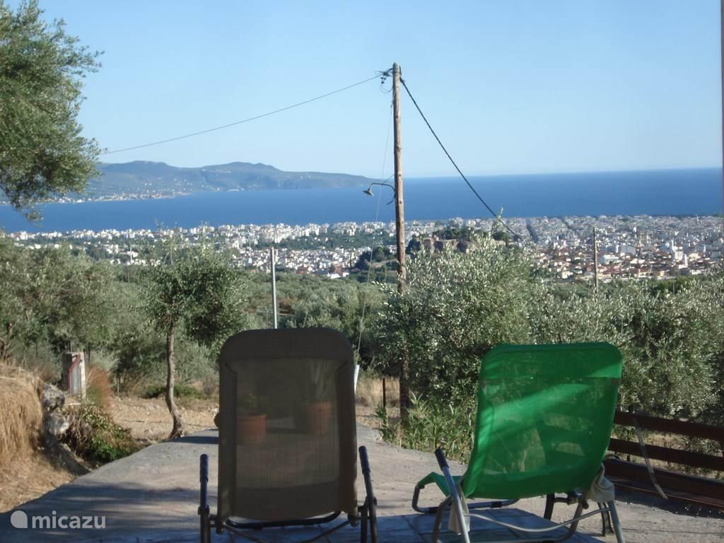 Vakantiehuis Griekenland, Peloponnesos, Kalamata Vakantiehuis Kalamata Olive House