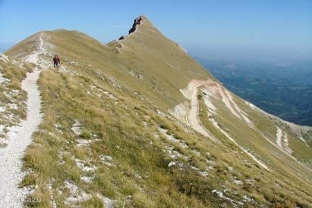 Monti Sibillini bergen