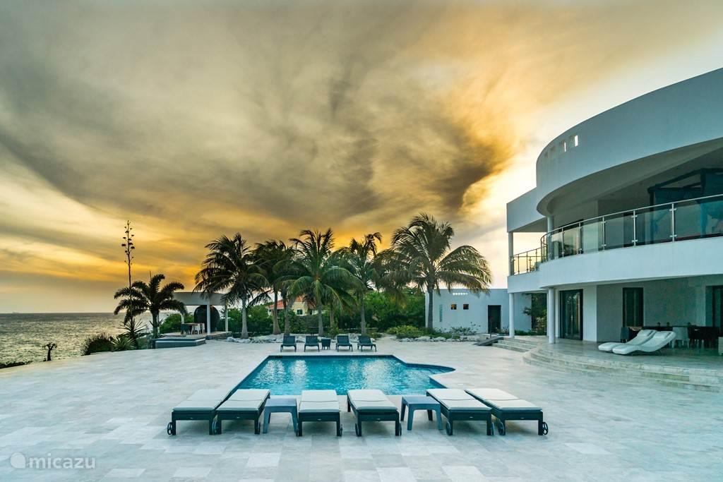Vakantiehuis Curaçao, Banda Abou (west), Coral Estate, Rif St.Marie Villa Coral Estate 303