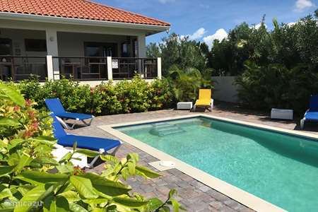 Vacation rental Curaçao, Banda Ariba (East), Jan Thiel villa Villa Sonrisa