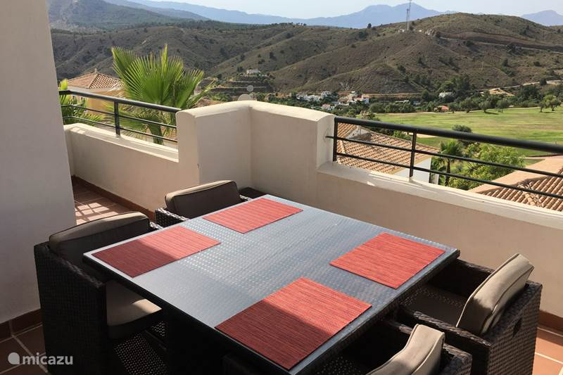 Vakantiehuis Spanje, Andalusië, Alhaurín el Grande Appartement Casa Mariposa