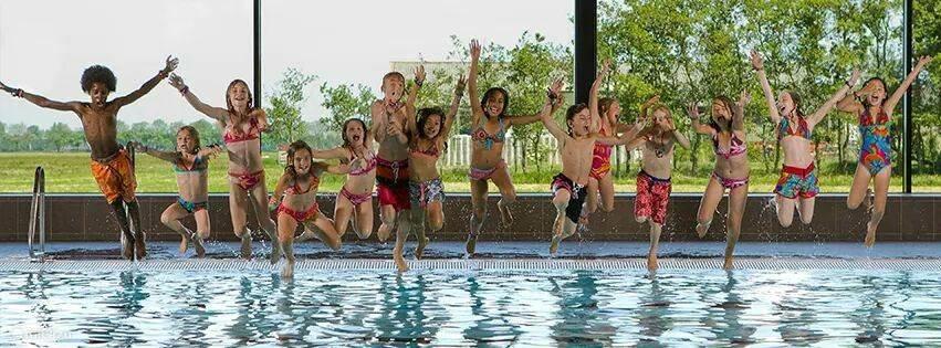 Overdekt zwembad De Heuvelrand in Voorthuizen