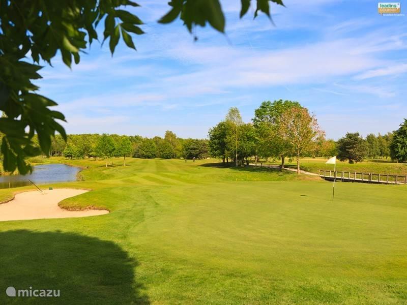 Edda Huzid 18 holes golfbaan Voorthuizen
