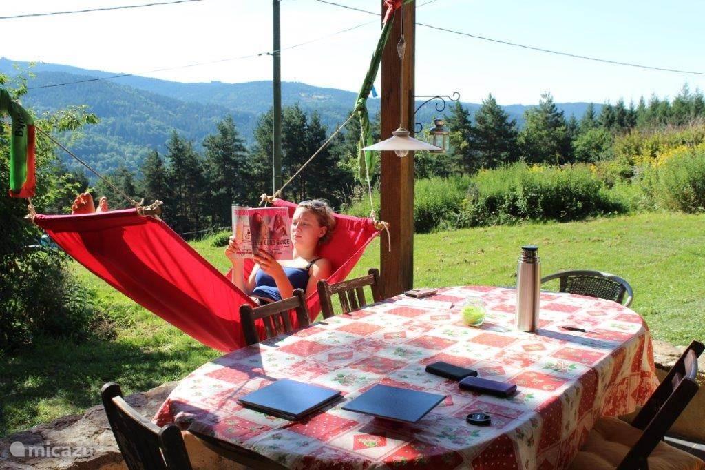 Vacation rental France, Auvergne, Laval-sur-Doulon -  gîte / cottage Le Grand Soleil