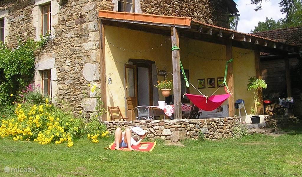 Vakantiehuis Frankrijk, Auvergne, Laval-sur-Doulon Gîte / Cottage Le Grand Soleil