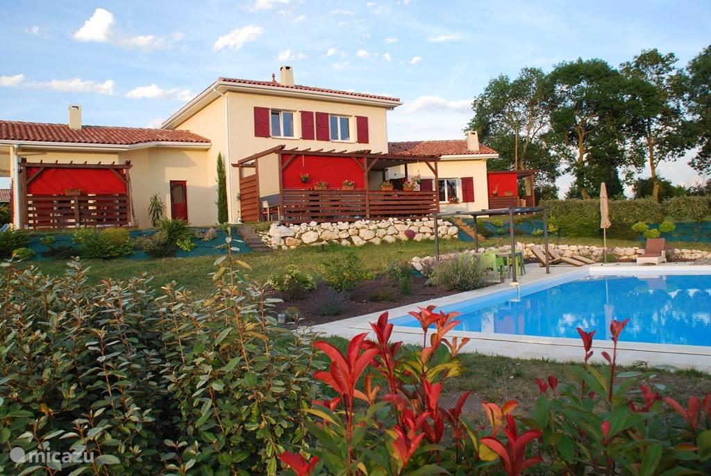 Vakantiehuis Frankrijk, Gers – vakantiehuis L' Aînée