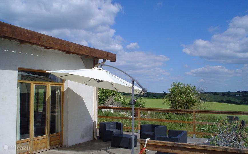 Vakantiehuis Frankrijk, Auvergne, Moureuille Gîte / Cottage Gites à la Loub (4) 2-6p