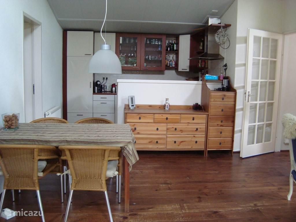 Eethoek en keuken