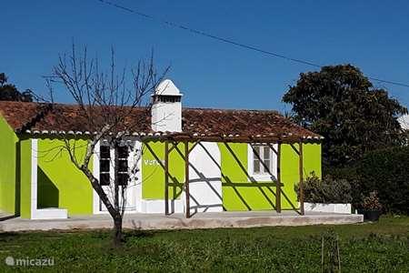 Vakantiehuis Portugal, Alentejo, Cercal do Alentejo vakantiehuis Verdemar, Casa Verde