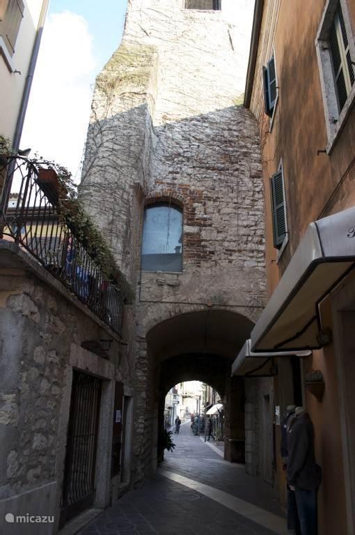 Historisch centrum Garda