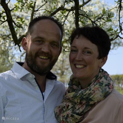Rick & Anja  van Velden