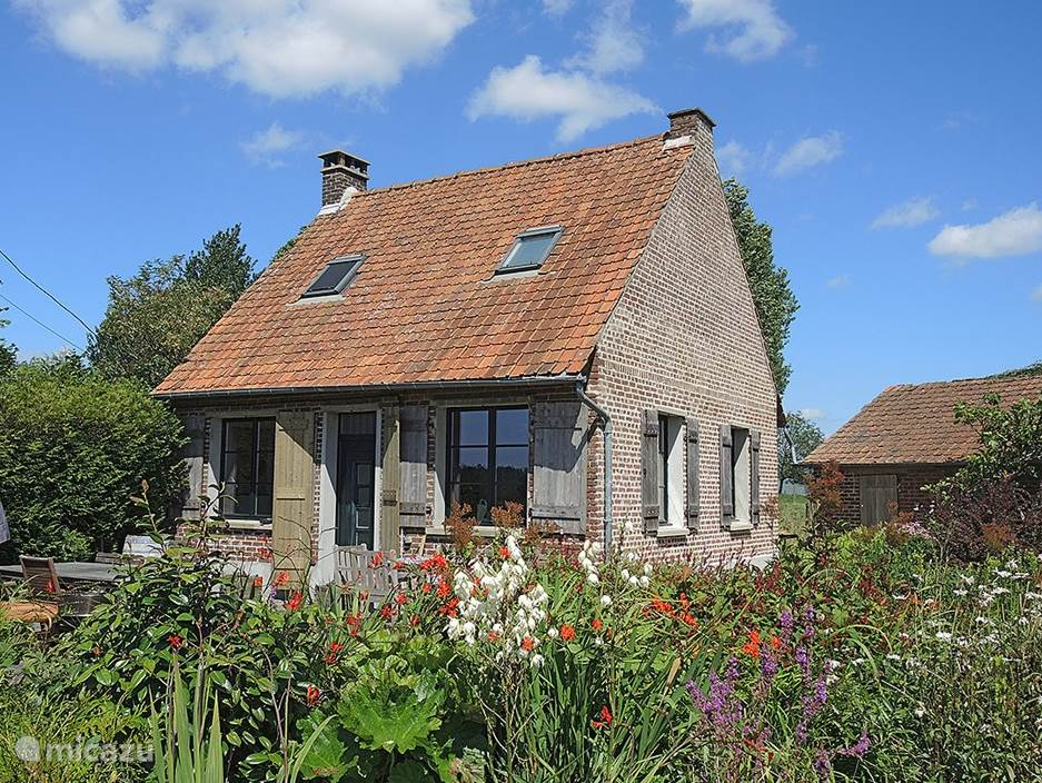 Vacation rental France, Pas-de-Calais, Ambricourt holiday house Maison Ambricourt Bellevue