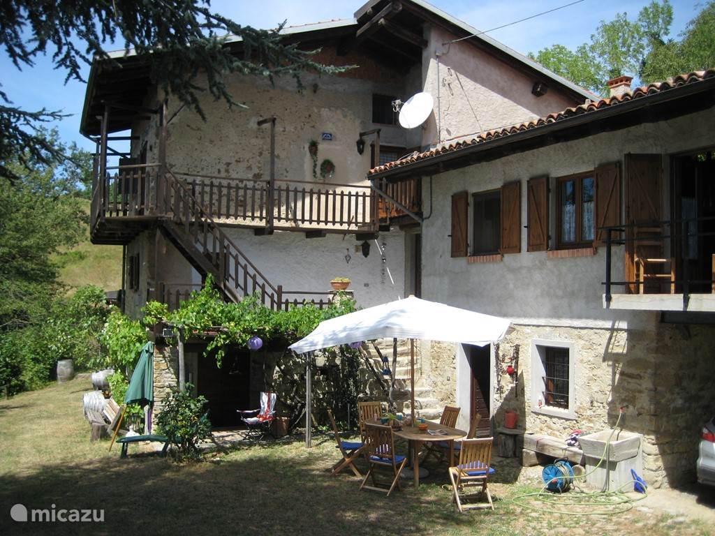 Vakantiehuis Italië, Piëmont, Roascio-Cuneo – vakantiehuis Costabella