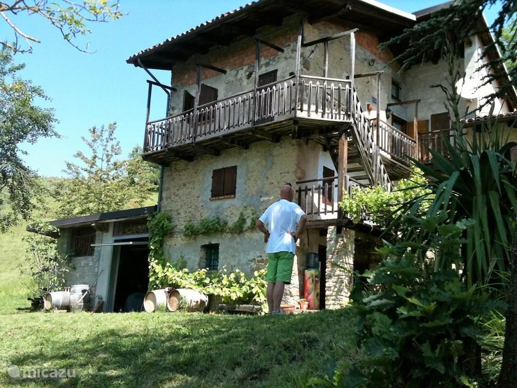Vakantiehuis Italië, Piëmont, Roascio-Cuneo Vakantiehuis Costabella