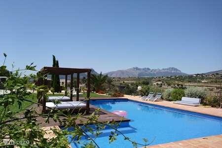 Vakantiehuis Spanje, Costa Blanca, Benissa villa Villa Adria