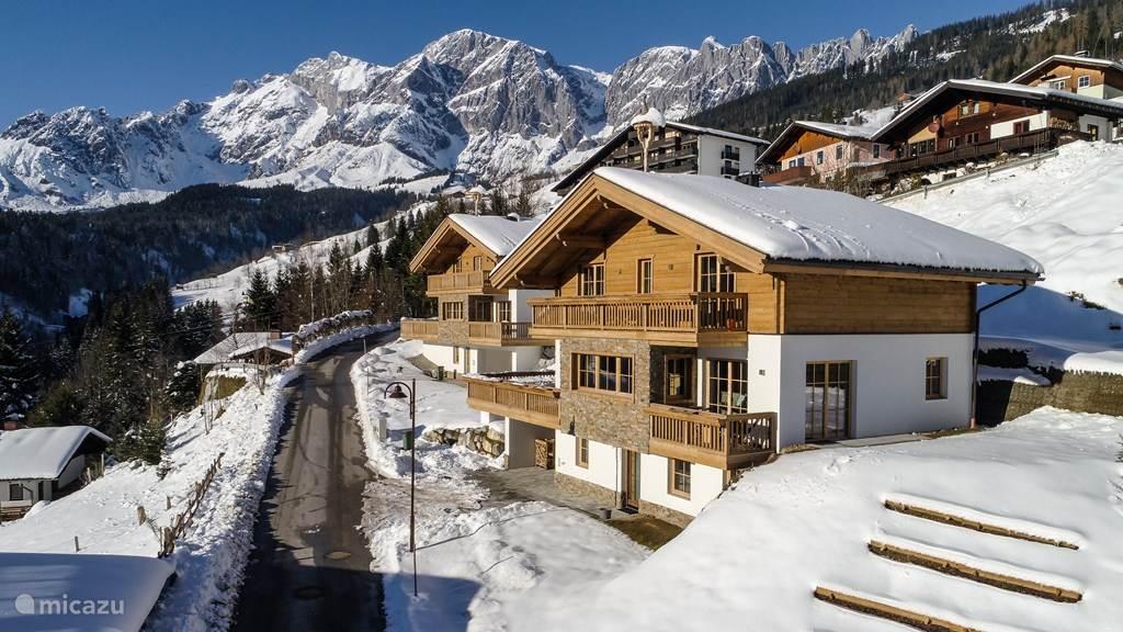 [THEMA], Oostenrijk, Salzburgerland, Muhlbach, chalet Hochkönig Lodge