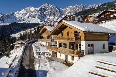 Vacation rental Austria – chalet Hochkönig Lodge