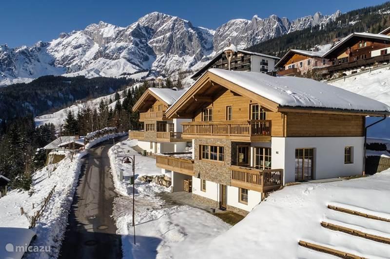 Vacation rental Austria, Salzburgerland, Muhlbach Chalet Hochkönig Lodge