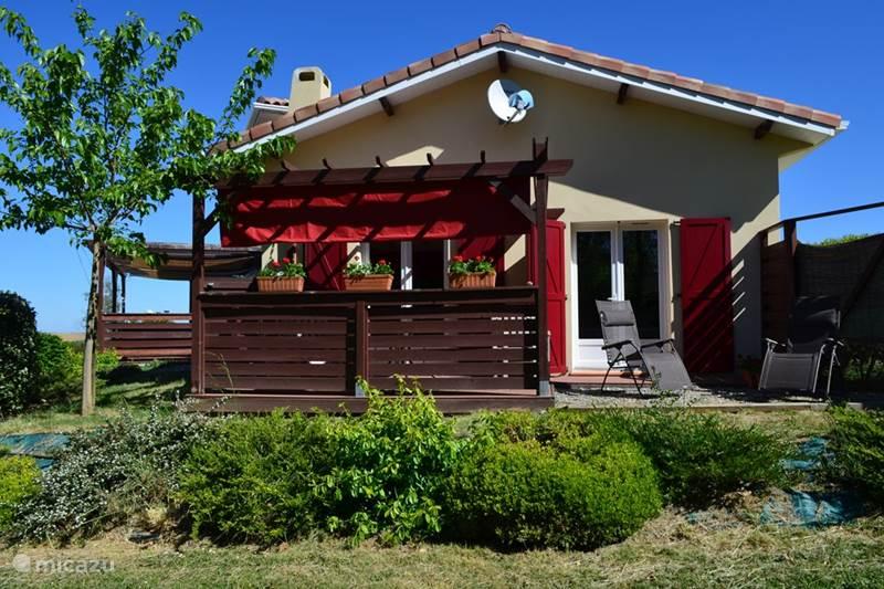 Vakantiehuis Frankrijk, Gers, Gaujac Vakantiehuis La Benjamine