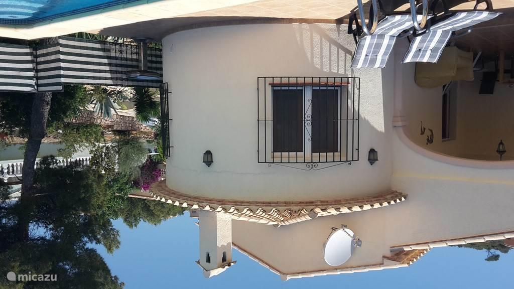 Vakantiehuis Spanje, Costa Blanca, Absubia villa Casa Les Bassetes