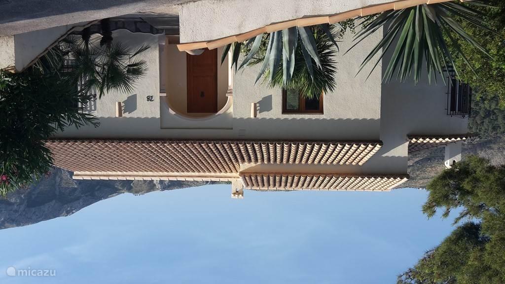 Vakantiehuis Spanje, Costa Blanca, Adsubia Villa Casa Les Bassetes