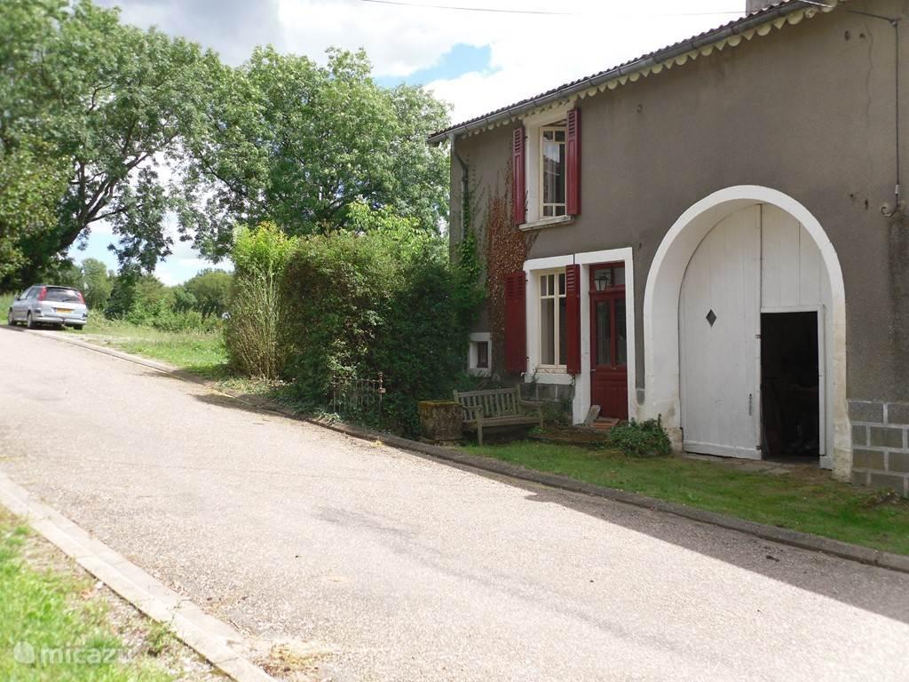 Vakantiehuis Frankrijk, Vogezen, Bousseraucourt Gîte / Cottage Le Marie