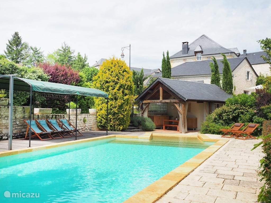 Vacation Rental France, Dordogne, Souillac Holiday House The Artist House  Cieurac ...