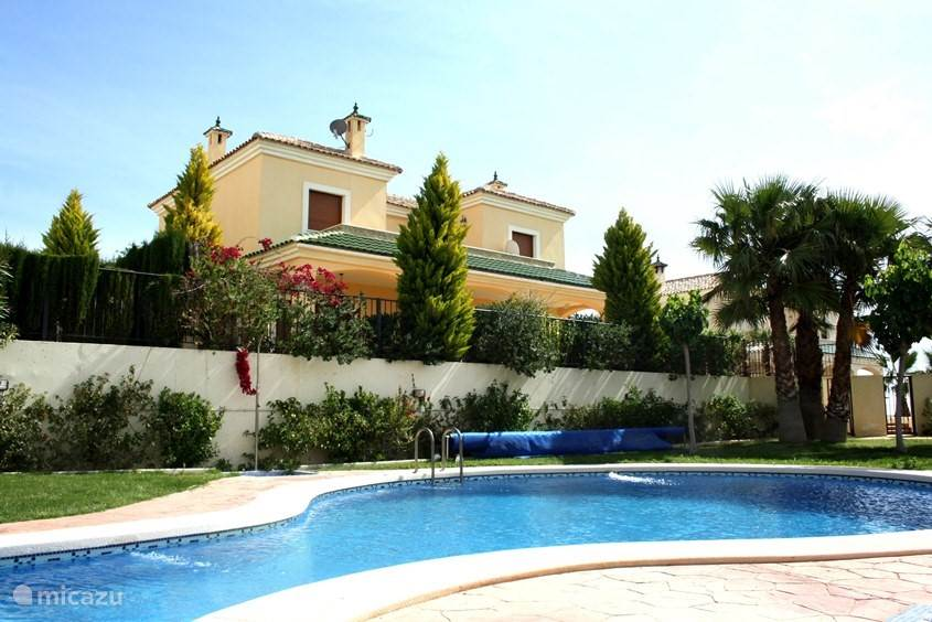 Vakantiehuis Spanje, Costa Cálida, Banos y Mendigo - villa Malang