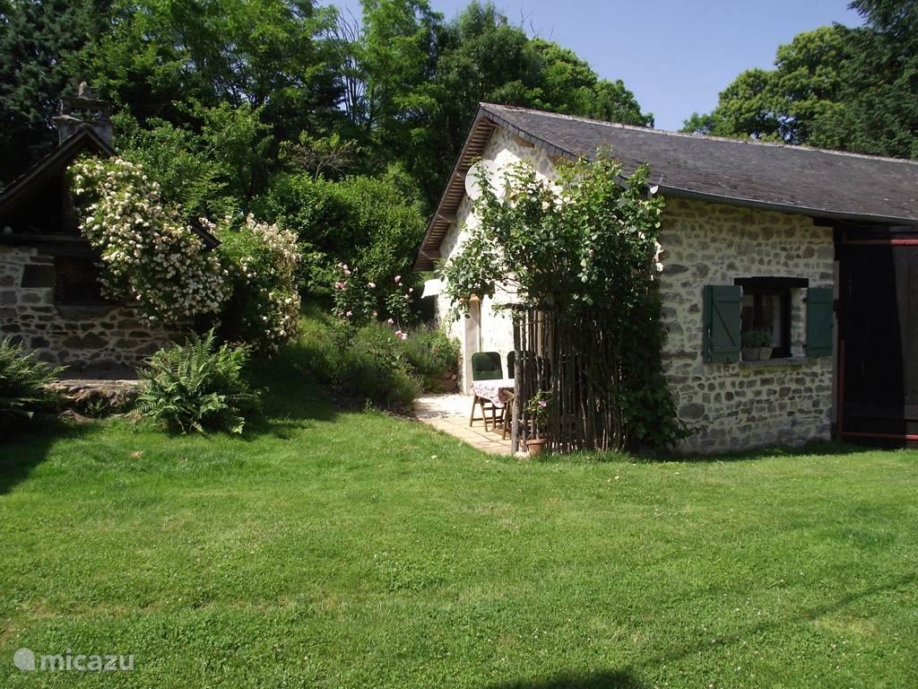 Vakantiehuis Frankrijk, Limousin, Orgnac-sur-Vézère vakantiehuis Le Monteil 1, Limousin